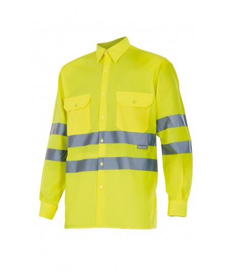 Camisa alta visibilidad M.L.