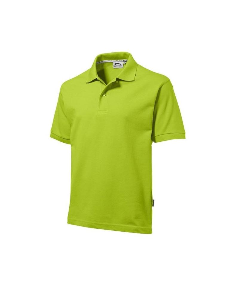 Polo Hombre Slazenger Verde Lima