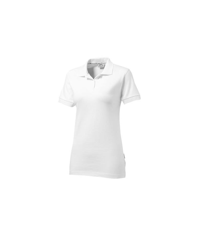 Polo Mujer Slazenger Blanco