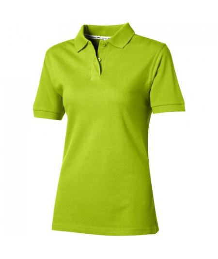 Polo Mujer Slazenger Verde Lima