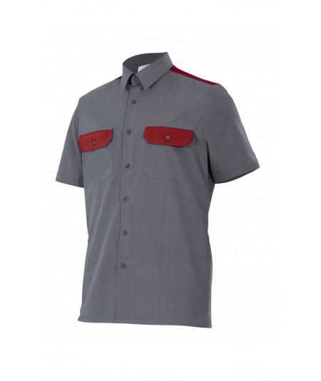 Camiseta de manga corte