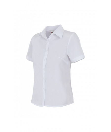 Camisa mujer entallada de manga larga
