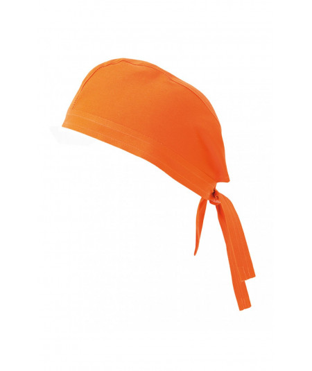 Gorro Tiras Naranja