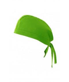 Gorro Tiras Verde Lima