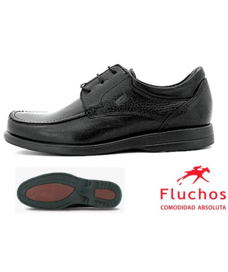 Zapato Fluchos Cordones Sanotán