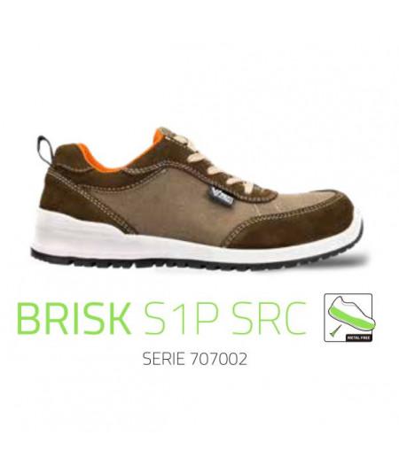 Brisk zapato deportivo s1p...