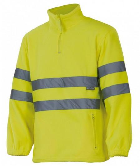 Forro polar alta visibilidad_amarillo