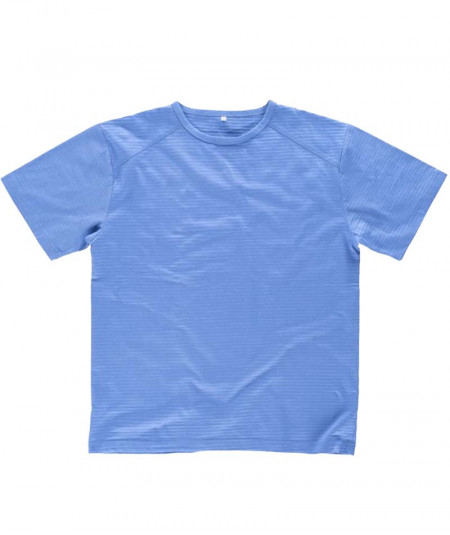 Camiseta ESD de Manga Corta Antiestática