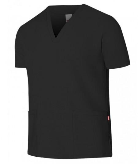 Camisola Pijama Manga Corta de Microfibra