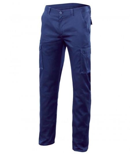Pantalón Stretch Multibolsillos
