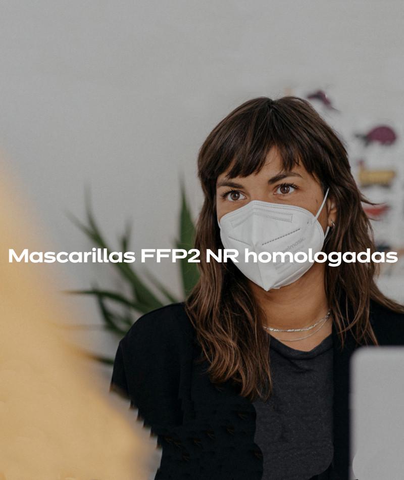 Mascarilla FFP2 - Teelmask