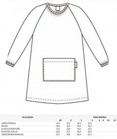 Baby escolar Dibujos | Sin botones